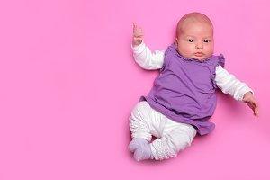 1 month newborn