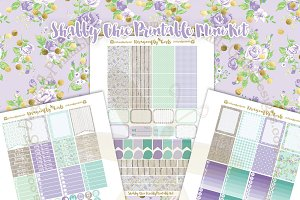 ShabbyChic Printable Planner Sticker