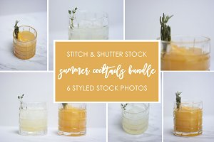 Summer Cocktails Bundle