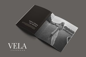 Vela Lookbook Template