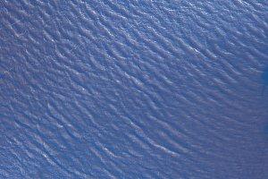 aerial top down calm sea water texture