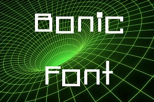Bonic Font
