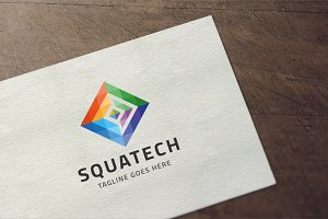 Square Technology Logo