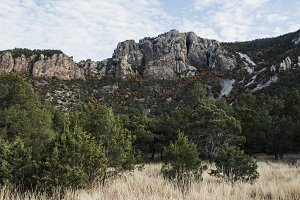 Fall in Big Bend