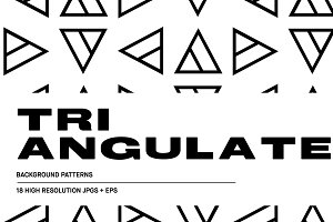 Triangulate - Background Patterns