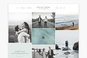 Sierra Laine - A Boutique Theme