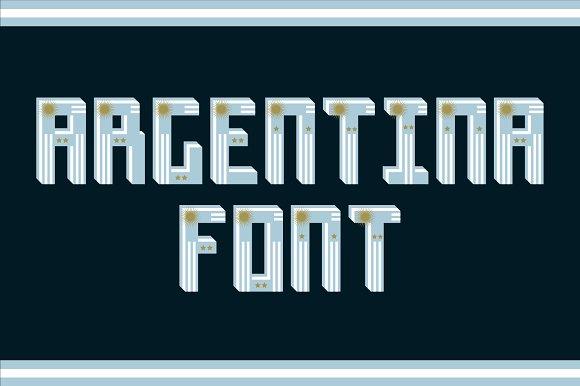 Argentina Font
