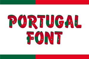 Portugal Font