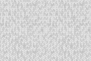 Gray melange knitted pattern, vector