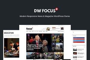 DW Focus 2 - Modern Lightweight News