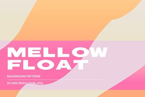 Mellow Float - Background Patterns