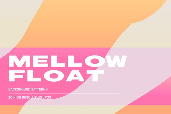 Mellow Float Background Patterns