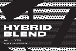 Hybrid Blend - Background Patterns