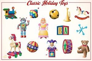 Classic Toy Set