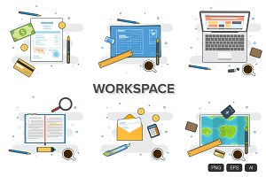 6 Workspace Scene Linear