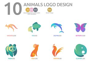 Animals Logo Design