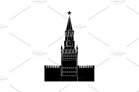 World Attractions Moscow Kremlin