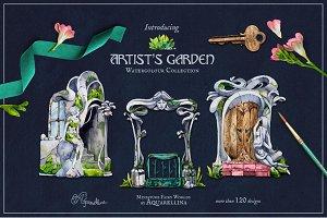 Artist's Garden Miniatures