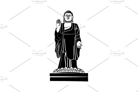 World Attractions Buddha Statue