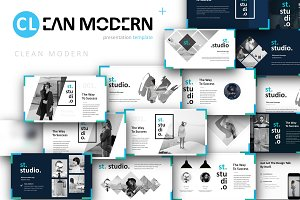 Discount, Clean Modern Powerpoint