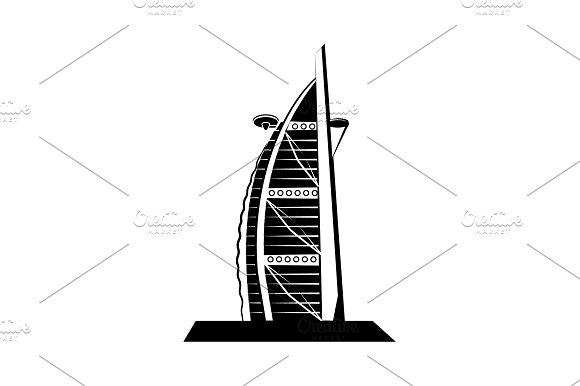 Hotel Burj El Arab In Dubai