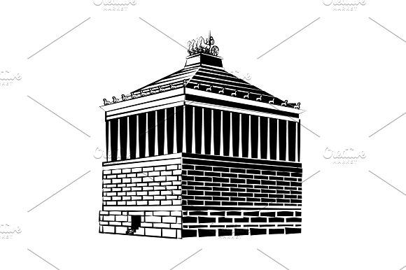 Halicarnassus Mausoleum
