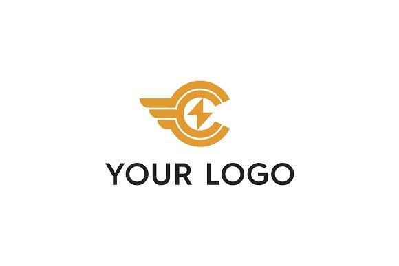 C Letter Logo Mark
