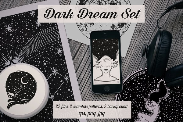 Dark Dream Set