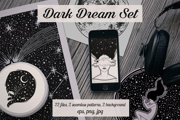 Dark Dream Set