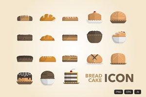 18 Bread & Cake