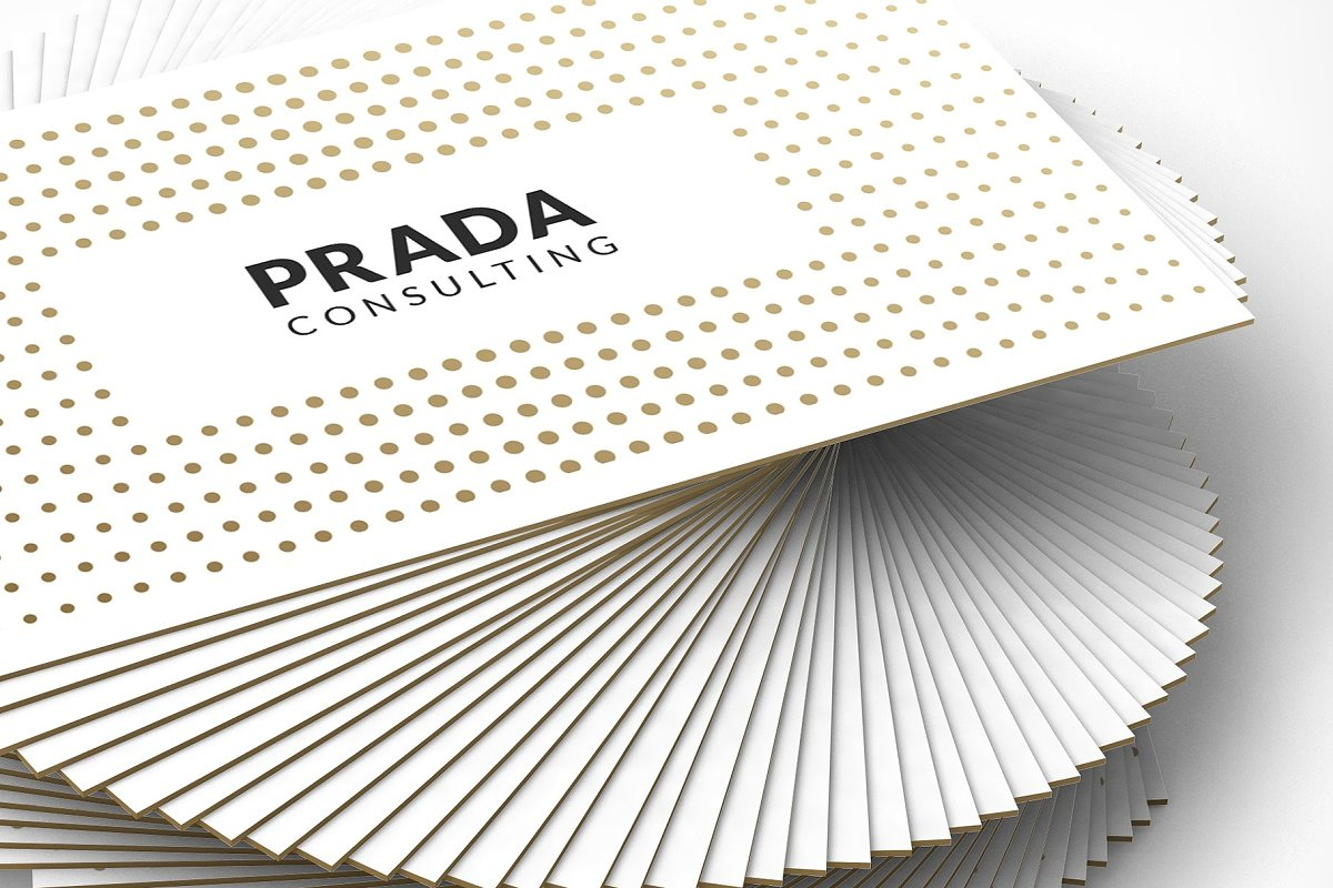 50 Golden Business Cards Bundle in Business Card Templates - product preview 46