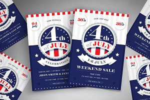 4th Of July Celebration & Sale