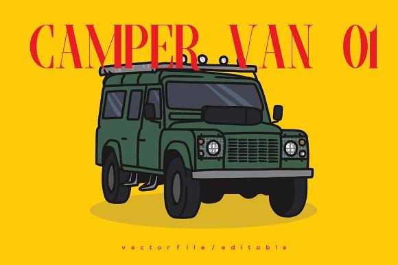 Camper Van 01