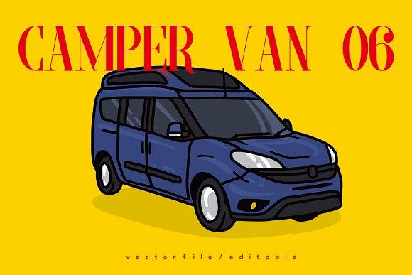 Camper Van 06