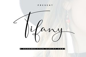 Tifany Script