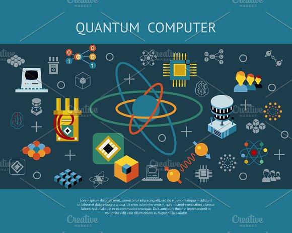 Bundle Of 10 Quantum Computing Sets