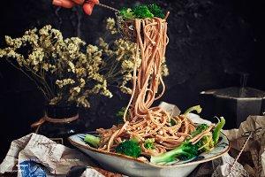 Chinese pasta-50%sale