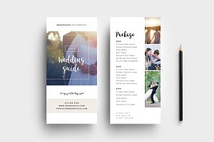 Wedding Photographer DL Card