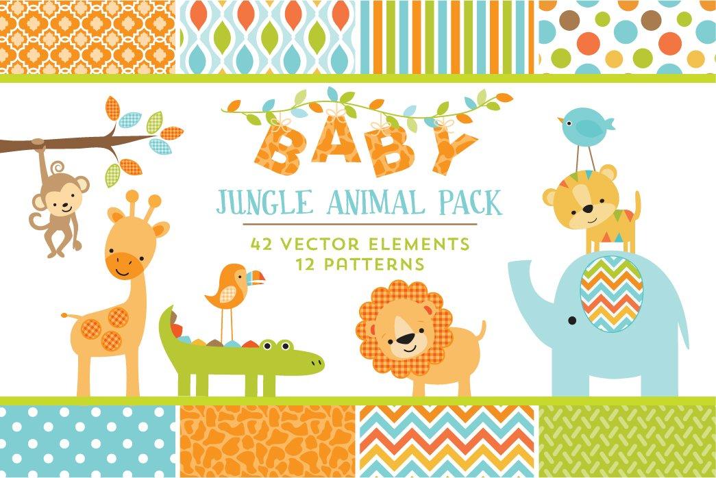 Baby bundle of graphics patterns illustrations creative market pro stopboris Choice Image
