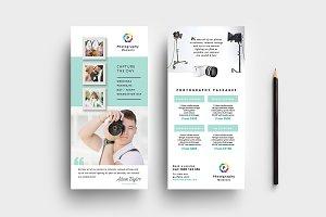 Wedding Photographer DL Card