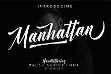 Manhattan Font + SWASH