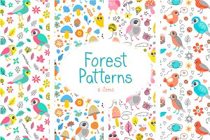 Forest Patterns