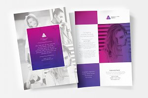 Modelling Agency Poster Template