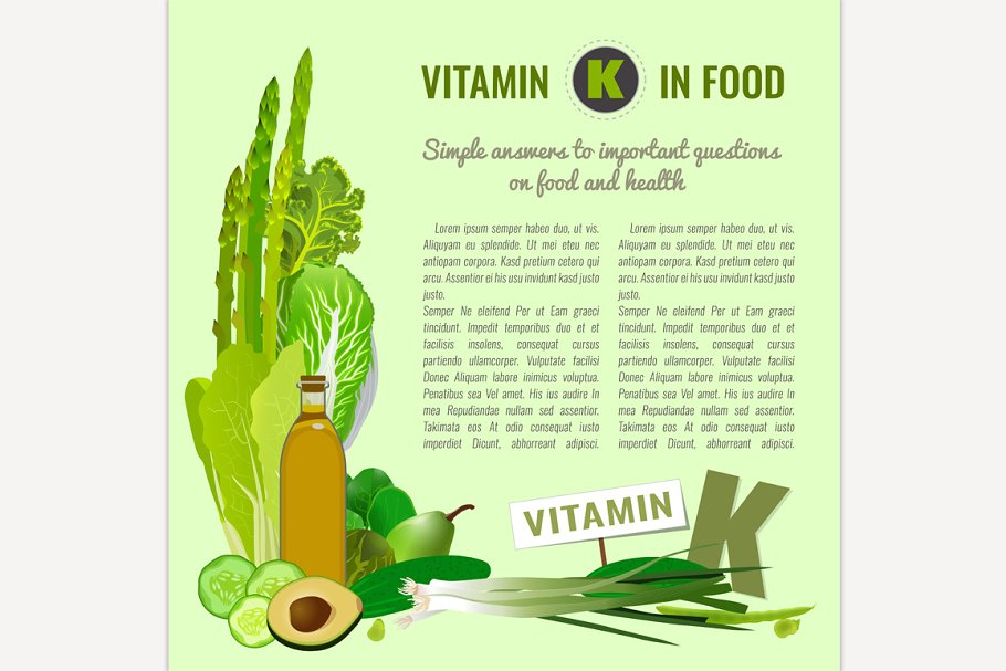 what foods have vitamin k