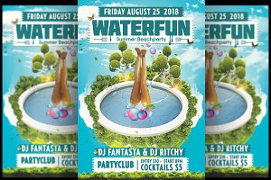 Waterfun, Summer Party
