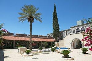 tourist center near Beit She'an.