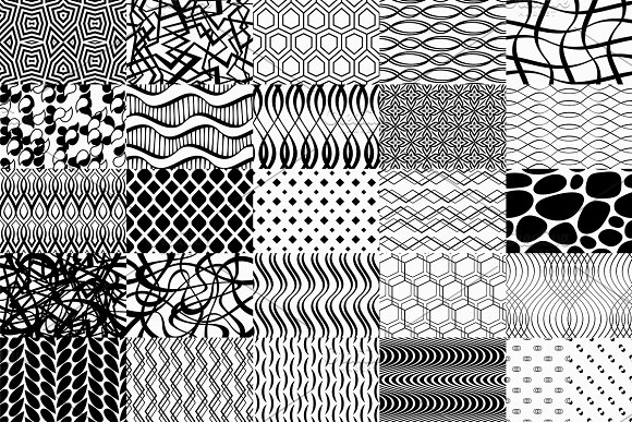 26 Abstract Geometric Pattern