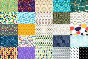 26 Colorful geometric pattern