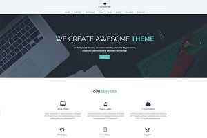 Evershine -Multipurpose HTML5 templa