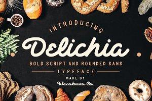 Delichia Font